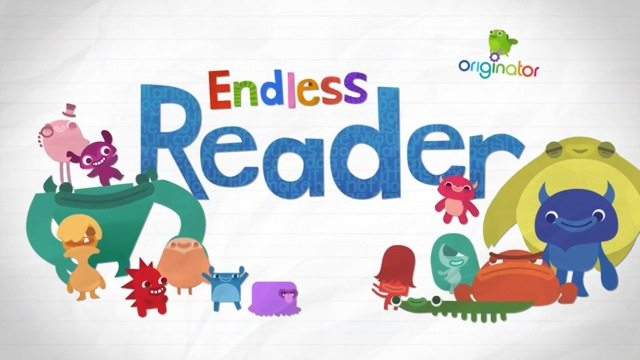 Endless Reader: Best iPad Apps for Kids