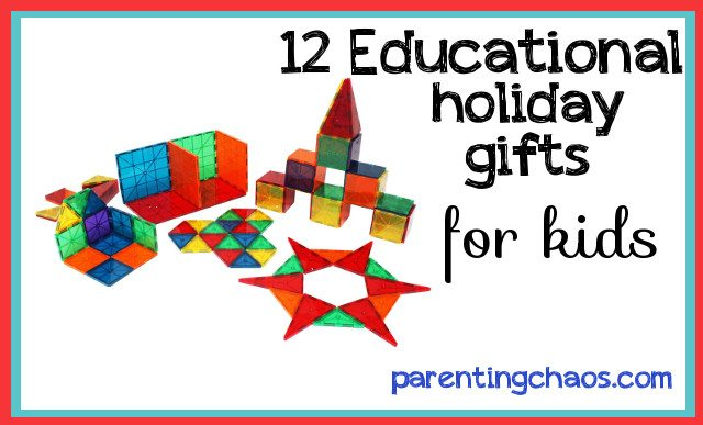 Christmas Presents for Education