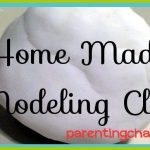 Homemade Modeling Clay