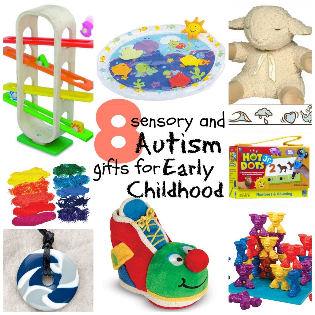 Learning Toys For Autistic Toddlers : Gifts for children with autism and sensory processing