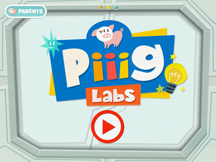 Science for Kids: Piiig Labs App (Science Experiments Without the Mess)