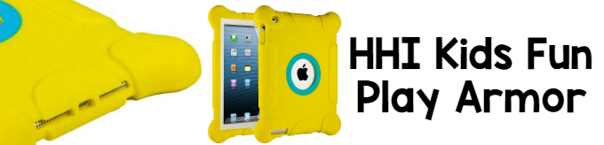 iPad Cases for Kids: HHI Kids Fun Play Armor