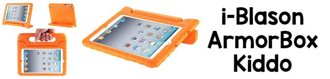 iPad Cases for Kids: i-Blason ArmorBox Kiddo