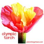 Olympic Torch Craft