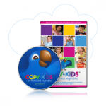 Copy Kids DVD Review: Nutrition Giveaway Day 1!