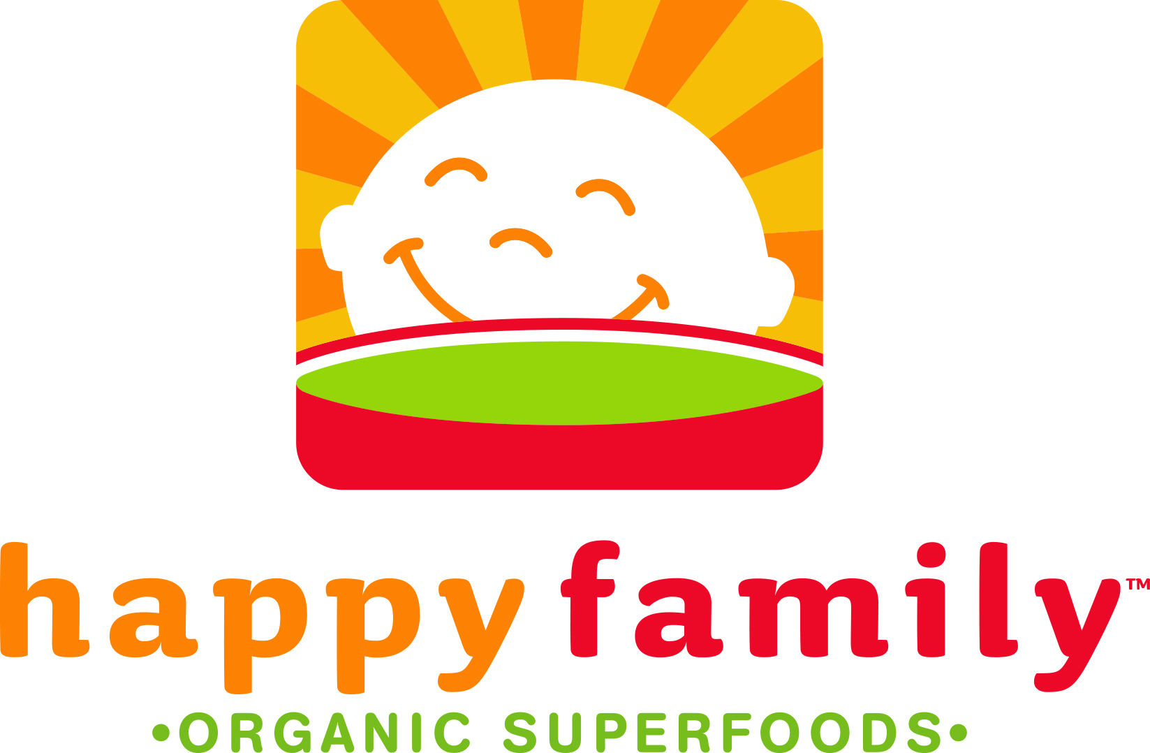 Happy Family Organic Super Foods Logo
