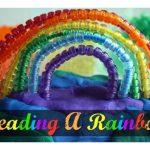 Beading a Rainbow: A Fun St. Patties Fine Motor Activity!