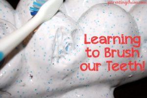 dental health activities for preschool