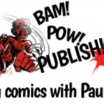 Create Your Own Comic Book at Blurb