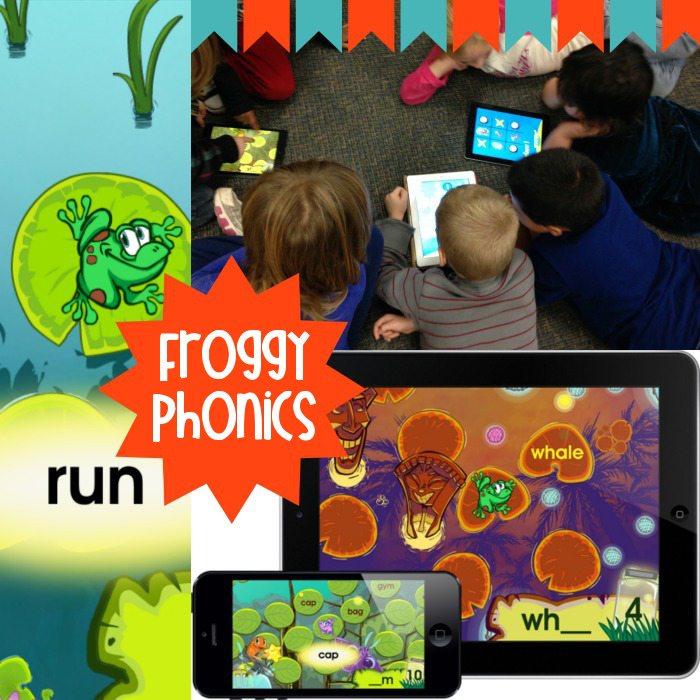 froggy phonics app