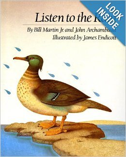 Listen to the Rain Book