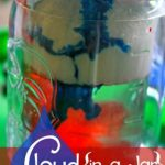 Rain Cloud in a Jar: A Fun Hands on Learning Experiment!