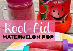 Fruit Juice Kool-Aid Pops