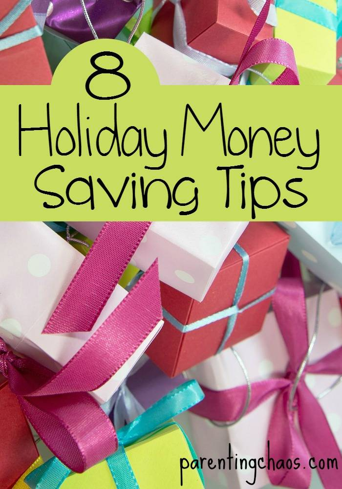 Holiday Money Saving Tips