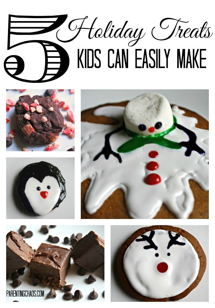 Holidays Made Simple Cookie Ideas