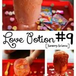 Love Potion Number 9: Sensory Science Experiment