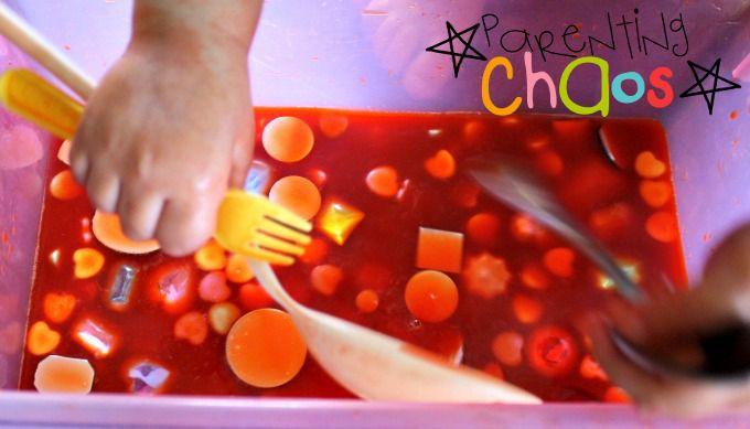 Love Potion #9 Sensory Soup