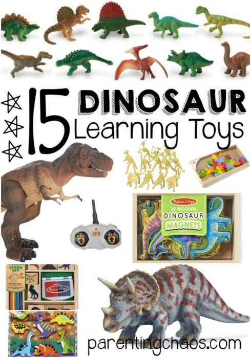 Educational Dinosaur Toys