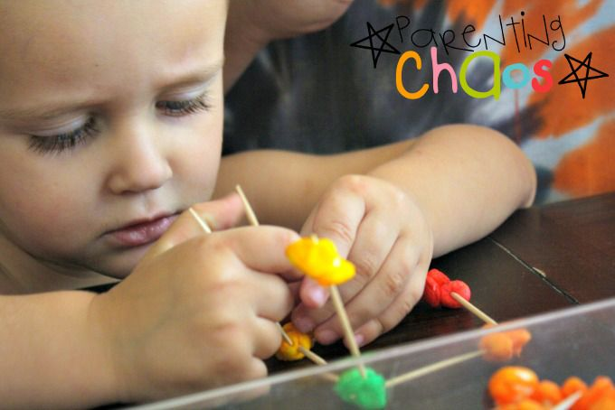 Engineering Projects for Kids- Toothpick Construction