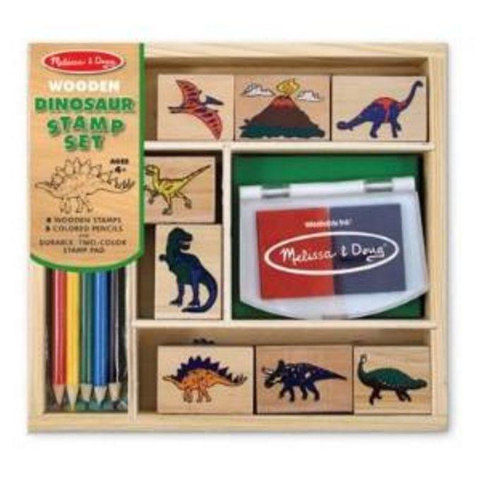 Melissa and Doug Dinosaur Stamps