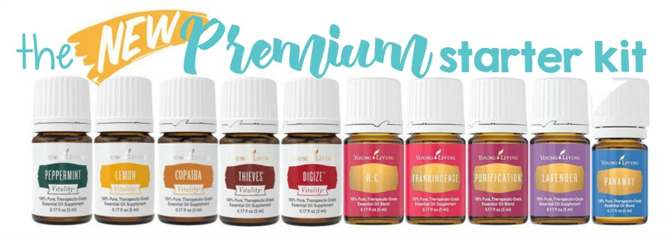 Getting started with young living essential oils parenting chaos new young living premium starter kit you receive the premium essential oils colourmoves