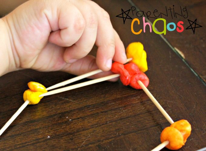 Toothpick Construction Projects