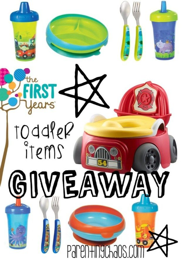 The First Years Welcome to the Family Giveaway