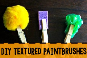 DIY Paintbrushes