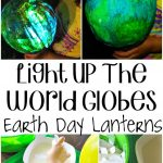 Light Up the World Earth Day Craft