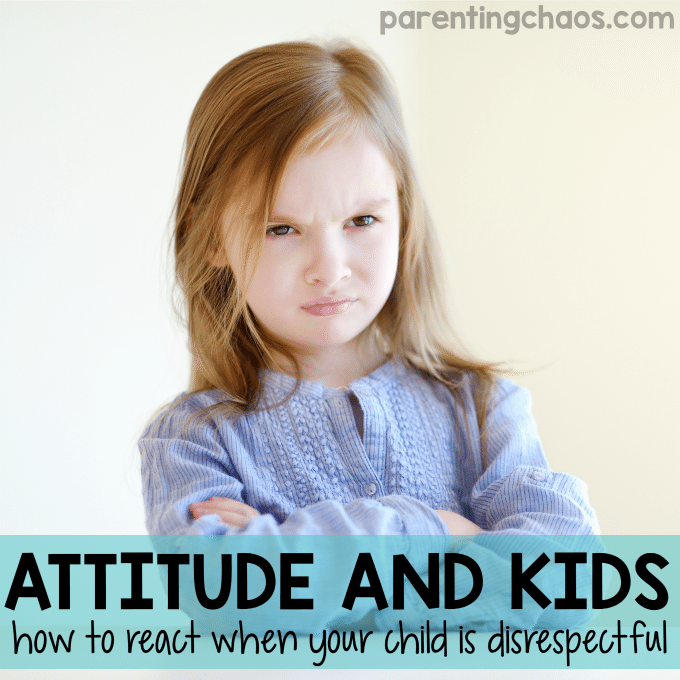 Bright Kids Who Cant Keep Up Cost Of >> Attitude And Kids How To React To A Disrespectful Kid