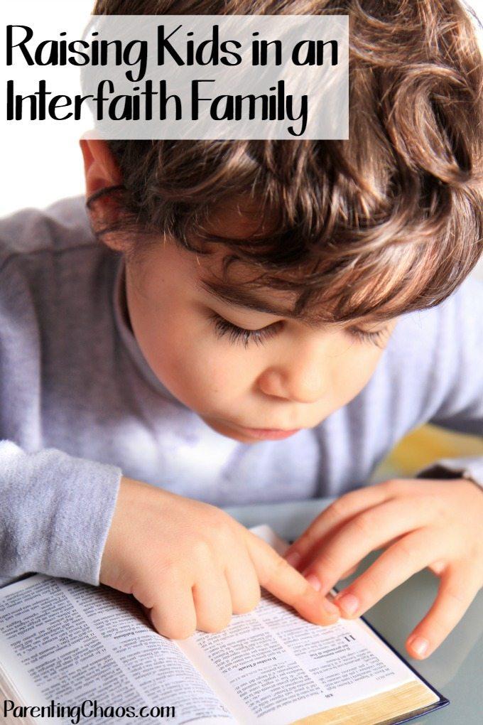 Raising Kids in an Interfaith Family
