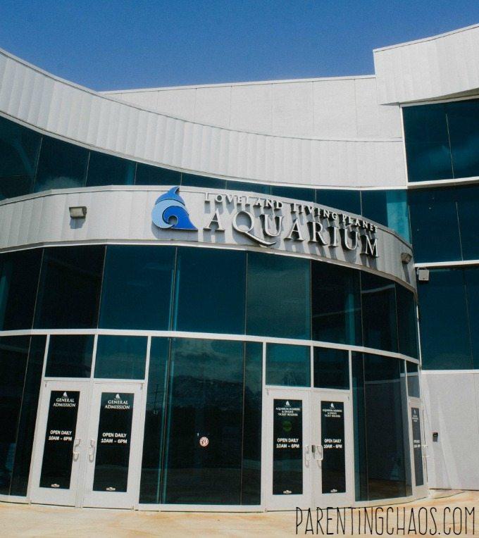 Loveland Living Planet Aquarium in Draper, UT