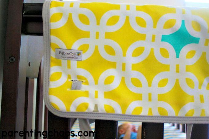 Babee Talk Organic Crib Bedding Review