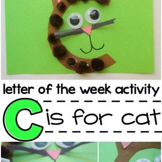 LETTER OF THE WEEK: C IS FOR CAT