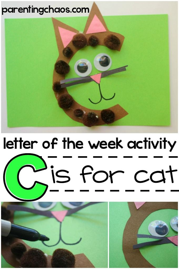 Letter Of The Week  C Is For Cat