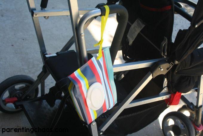 Emergency Car Mess Kit