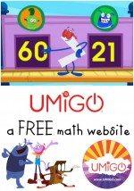 UMIGO: A FREE Interactive Math Game