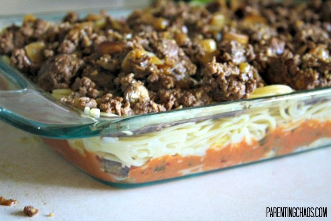 Twice Baked Spaghetti: A Simple Family Favorite!