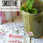 Green Lactation Smoothie Recipe