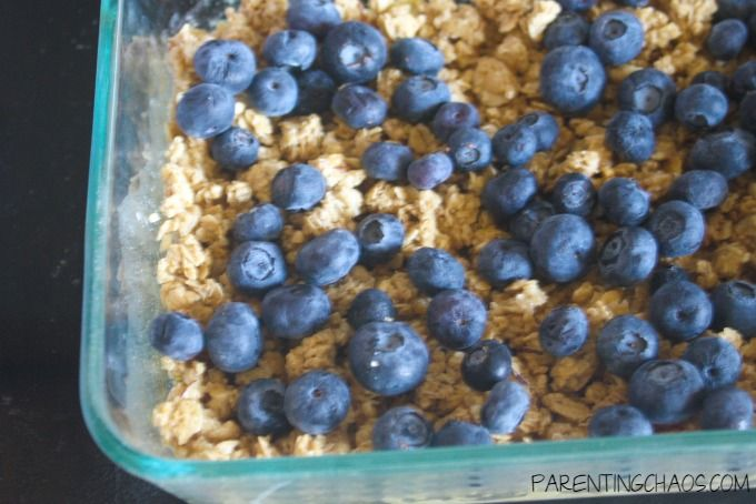 Frozen Yogurt Breakfast Bars: A FUN Way to Simplify a Healthy Breakfast!