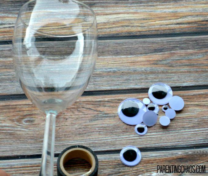 Items Needed for Minion Jello Cups!