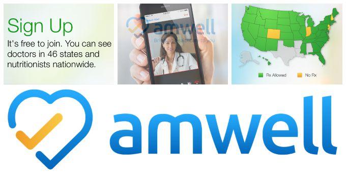 Amwell Healthcare App