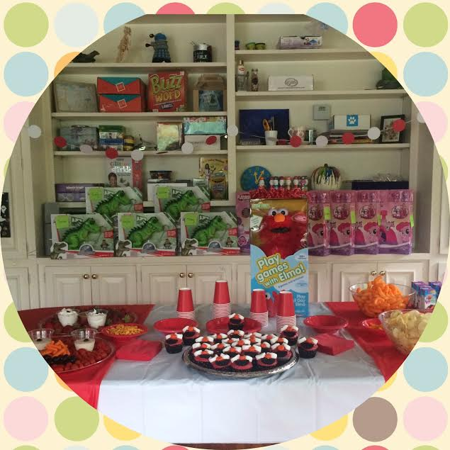 Simple and fun Elmo Party ideas!