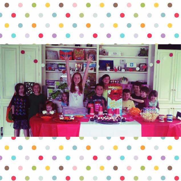 The kids loved this Elmo Play Party