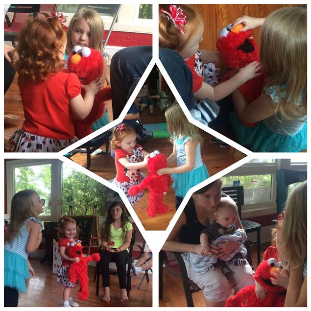 Play All Day Elmo is for sure a Hot 2015 Holiday Toy!