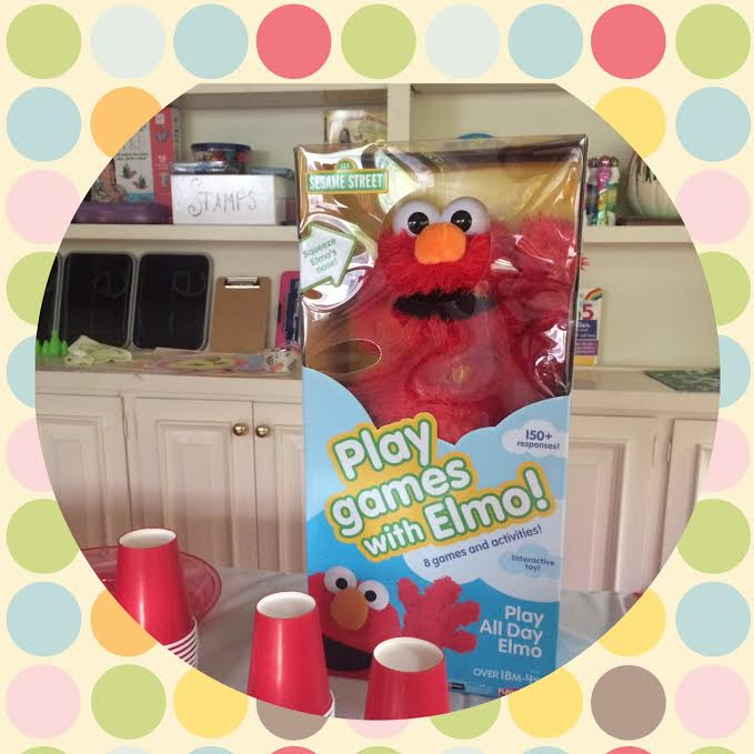Fantastic new 2015 Toy Play All Day Elmo - Great Gift