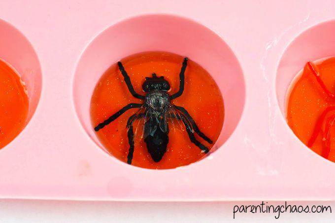 Glitter Bug Soap