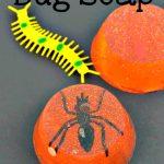 Jurassic Amber Fossil Soap
