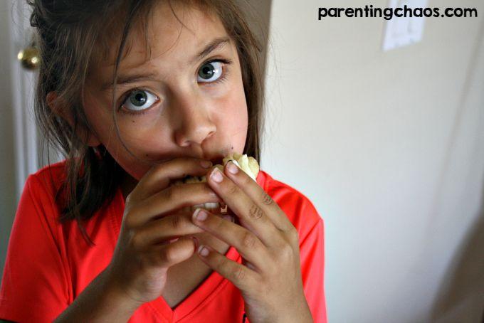 Yummy Mummy Bananas!
