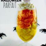 Healthy Halloween Parfait